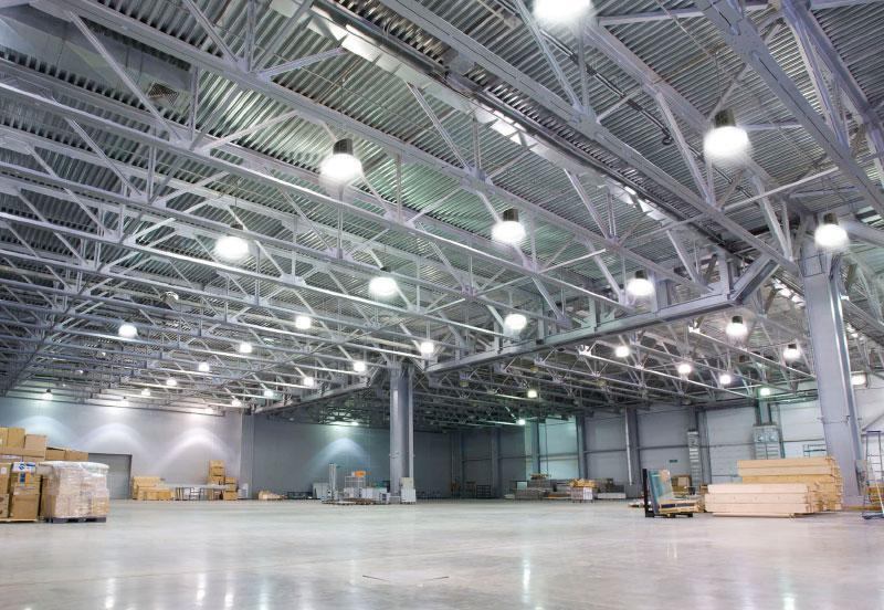 Đèn LED Nhà Xưởng Banner