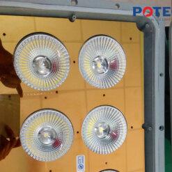 Đèn pha LED 250w - D38 - POTECH