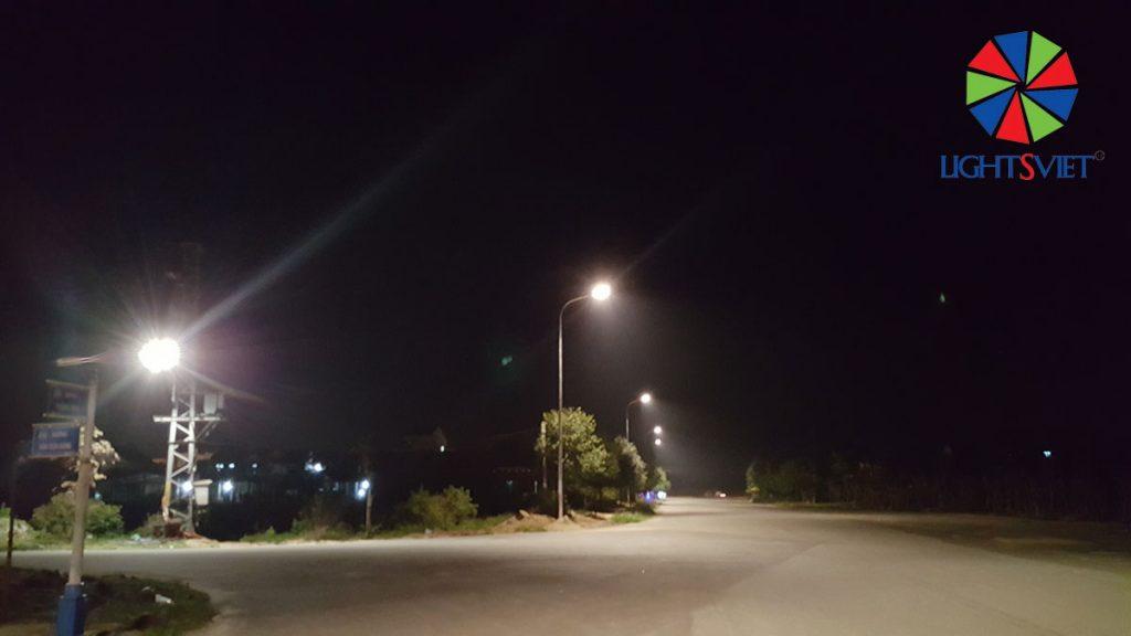 Dự án chiếu sáng đèn đường LED