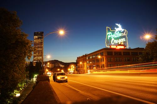 Đèn đường LED Portland
